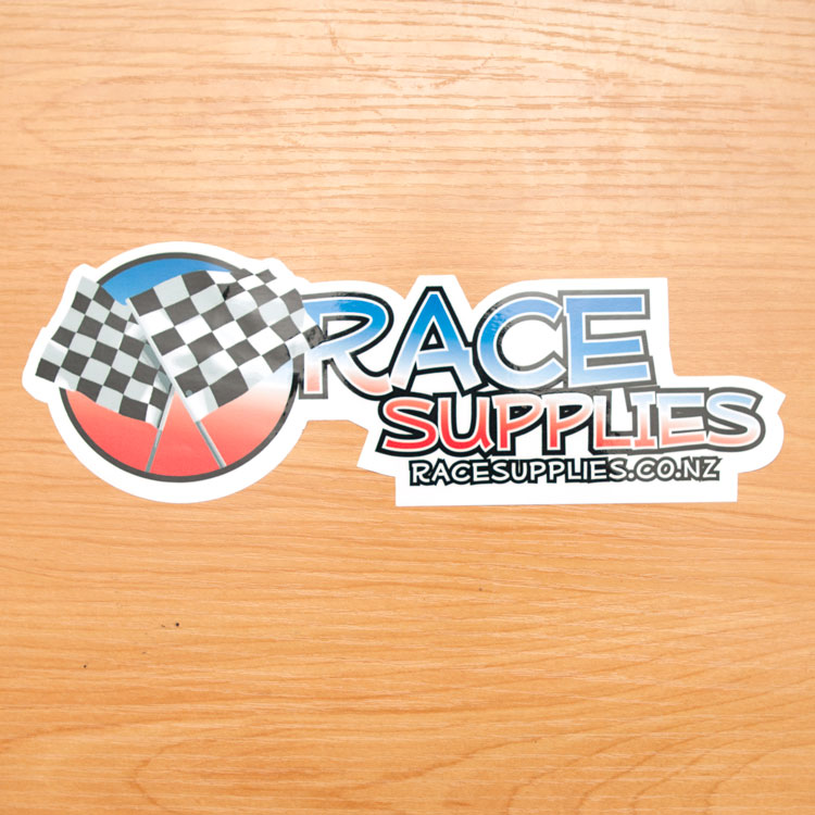 Racesupplies co nz bumper stickers custom stickers