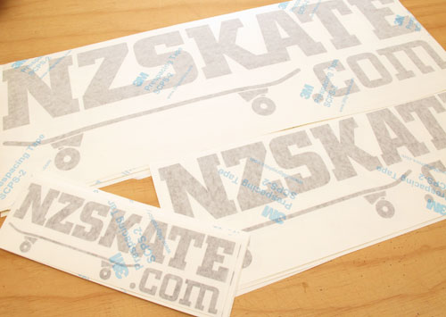 Nzskate com vinyl die cuts decals