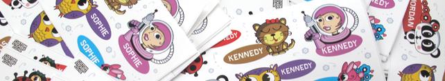 custom sticker printing sheets